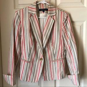 Anne Klein Jackets & Coats - Anne Klein blazer•Size 4• spring/summer fabric